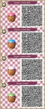 all acnl hairstyles with colours hair remember qrcodes hair bows acnl hairstyles qr hair acnl
