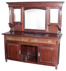Dining Room Buffets And Sideboards Antique Mahogany Regency Buffet Sideboard Server Traditional