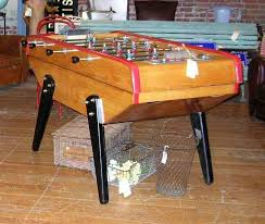 vintage foosball table for sale archives collectibles trocadero