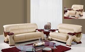 Leather Sofa Loveseat Furniture Sofa Set Seat