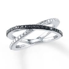 kays black engagement rings kays black rings williams