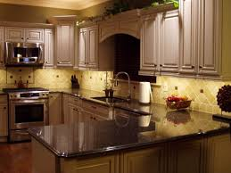 tiles backsplash white granite countertops with white cabinets