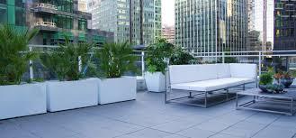 green space design planters vases u0026 hedges