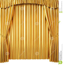 white and gold curtain backdrop background stock photo image