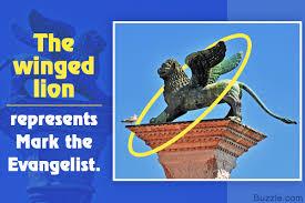 what does a winged symbolize the mythological backing