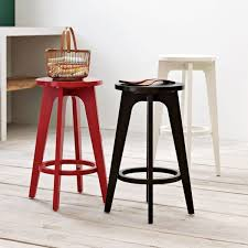 Red Bar Stools With Backs Houzz Bar Stools Collections Homesfeed