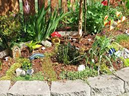 Mini Fairy Garden Ideas by Fairy Garden Design Ideas Trellischicago