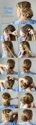 25 unique low bun braid ideas on pinterest diy hair updos easy