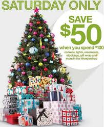 black friday best deals on christmas lights target 50 off a 100 christmas shop purchase saturday 11 26