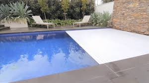 william poole designs remco pool covers swimroll in floor automatic pool cover youtube