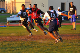 Intramural Flag Football Flag Football 52nd Ems Beats 52nd Og 6 0 U003e Spangdahlem Air Base