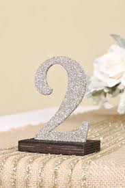 silver wedding table numbers top 10 best wedding table numbers heavy com