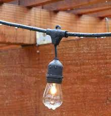 Awning String Lights Outdoor Patio String Lights Rv Deck Porch Awning Globe Set Camping