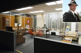 mad men office into don draper s office in splashy new mad men