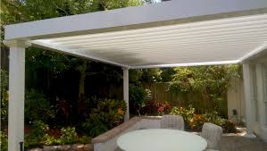Equinox Louvered Roof Cost by Louvered Roof Miami U0026 Louvered Roof