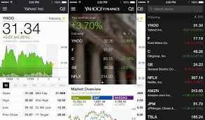 Yahoo Finance Yahoo Finance App For Iphone And Updated With New Design