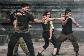 film laga yang dibintangi iko uwais film iko uwais dan yayan ruhian jadi orang laos di beyond