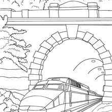 Train Coloring Pages Coloring Pages Printable Coloring Pages Rail Color Page