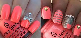 summer nail color trends 2014 15 halloween candy corn nail art designs ideas trends stickers