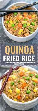cuisine quinoa best 25 quinoa rice ideas on healthy fried rice