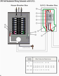 wiring a gfci outlet diagram ansis me