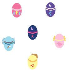 Mlp Easter Eggs Mlp Easter Eggs By Dragonfire238 On Deviantart