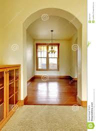 arch with empty room and wood cabinet new luxury home interior arch cabinet empty home interior luxury