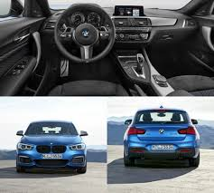 Bmw 1 Series Wagon Bmw 1 Series Hatchback Has Been Upgraded For 2017 Torque