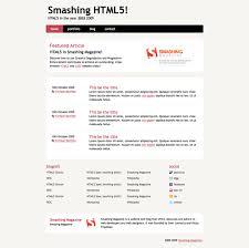 coding an html 5 layout from scratch u2014 smashing magazine