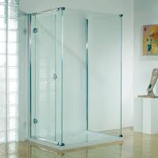 1200mm Shower Door Infinite Semi Frameless Hinged Shower Door 1200mm Right