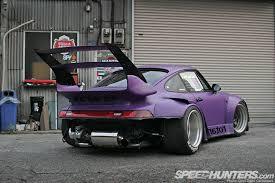 rwb porsche 911 nakai goes turbo the rwb rotana speedhunters