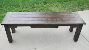 wooden benches diy do it your self