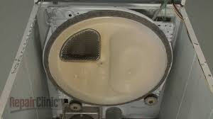 Dryer Leaves Marks On Clothes Maytag Dryer Felt Seal Replacement Wp37001132 Youtube