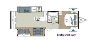 Dealer Floor Plan Aerolite 302resl Floorplan Details