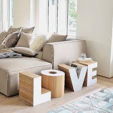 décoration canapé table basse chic pour decoration en table de bois unique bout de