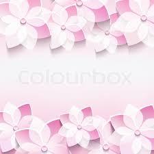 japanese wedding backdrop purple background with blossom japanese cherry tree stock