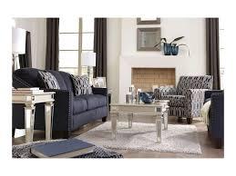 benchcraft creeal heights sofa with nailhead studs dunk u0026 bright