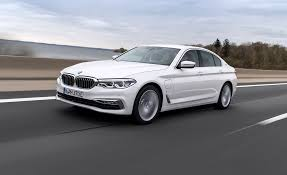 bmw hydrid 2018 bmw 530e in hybrid drive review car and driver