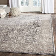 10 By 12 Area Rugs Safavieh Sofia Collection Sof330b Vintage Light Grey