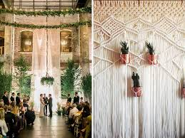 Wedding Backdrop Ideas For Reception 31 Best Wedding Wall Decoration Ideas Everafterguide