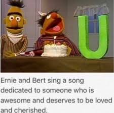 Bert And Ernie Meme - i love these bert and erine memes wholesomememes