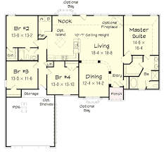 4 bedroom ranch style house plans 4 bedroom ranch style house plans hr f jpg reeks