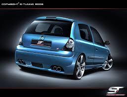 renault clio 2002 rear bumper renault clio 2