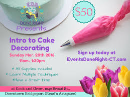 into to cake decorating lele s cake creations is now events