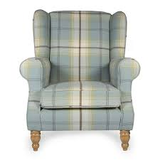 High Back Wing Chairs For Living Room by Balmoral Duck Egg Chartwell Wing Chair Dunelm Living Room