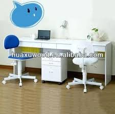 desk for sale craigslist desk for 2 people two people computer desk desks for sale on