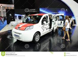 peugeot bipper van peugeot bipper editorial stock photo image 24238818