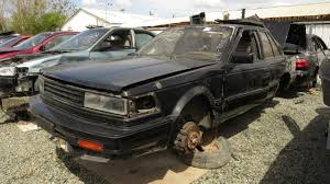 2004 nissan sentra jdm junkyard find 1985 nissan maxima the truth about cars