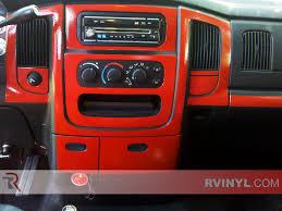 Dodge Ram Decals - dodge ram 1500 2002 2005 dash kits diy dash trim kit