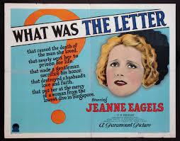streamline the official filmstruck blog u2013 remembering jeanne eagels